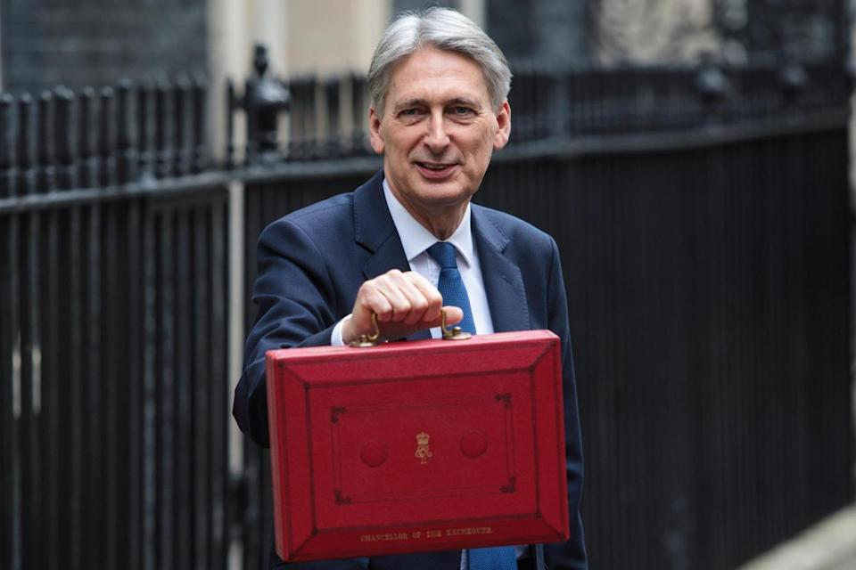 The Budget 2017: Chancellor of the Exchequer Philip Hammond will deliver the announcement on Wednesday (Getty Images)