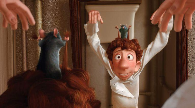 Ratatouille fan theory shot down by director (Credit: Pixar)