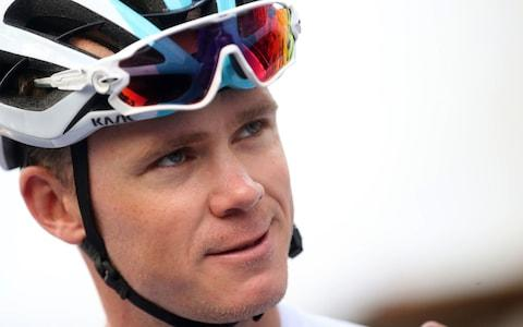 <span>Chris Froome is the only cyclist in the history of the sport to have won four Tours de France, but can the Team Sky rider go level with Jacques Anquetil, Eddy Merckx, Bernard Hinault and Miguel Indurain?</span> <span>Credit: PA </span>