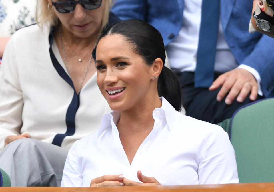 The Duchess of Sussex. [Photo: Getty]