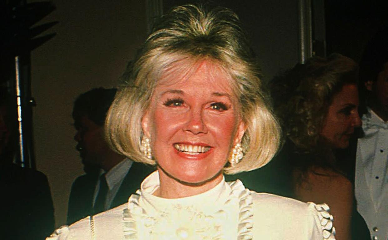 Doris Day, a singer and actress who personified wholesome American womanhood in the 1950s and 1960s, died on May 13, 2019. She was 97.