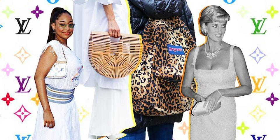<p>From embellished miniaudières to oversize tote bags, handbags will only continue to evolve as the times (and trends) change. Here, a look back at the 50 purses that immortalize each year. </p>