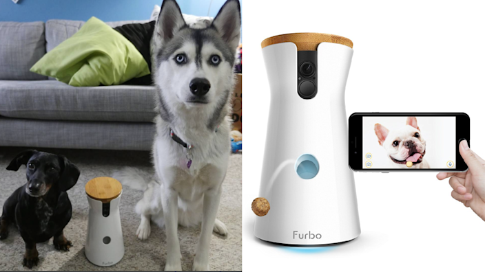 Best gifts for wives 2020: Furbo Pet Camera