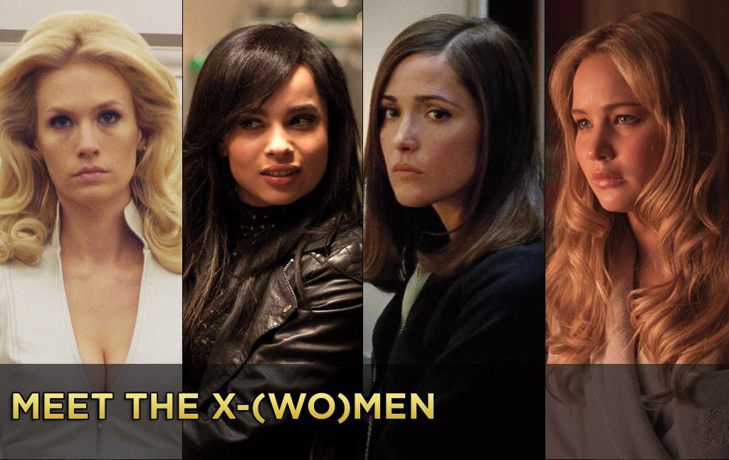 """This weekend, the reboot of the popular and hugely profitable """"X-Men"""" franchise is set to hit the silver screen, introducing us to a whole new set of actors playing our favorite spandex-clad mutants. We've put together a gallery of some of the leading ladies and their characters in """"<a href=""""http://movies.yahoo.com/movie/1810159061/info"""">X-Men: First Class</a>."""" Click ahead to see them.   <a href=""""http://movies.yahoo.com/showtimes-tickets/movies/1810159061-movie/"""">Find showtimes & tickets for 'X-Men: First Class'</a>"""