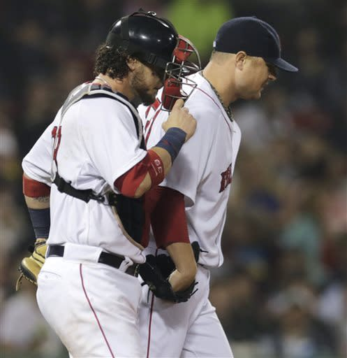 Lester pitches Red Sox to 7-4 win over Blue Jays