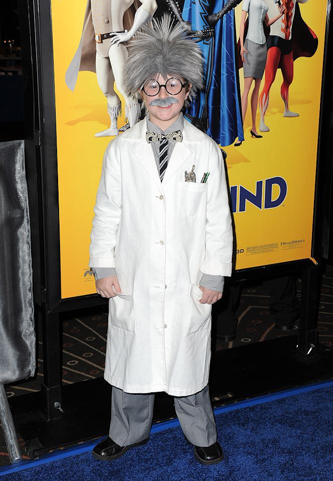 """Nolan Gould at the Los Angeles premiere of <a href=""""http://movies.yahoo.com/movie/1809998238/info"""">Megamind</a> on October 30, 2010."""