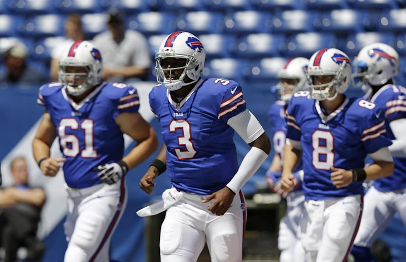 Bills' rookies impressive in 44-20 win over Colts