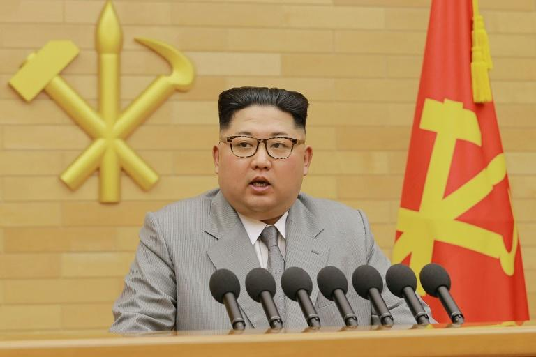 The incident comes as global attention is focused on North Korea's participation in the ongoing Winter Olympics hosted by the South, in a diplomatic push by Kim Jong Un's isolated regime