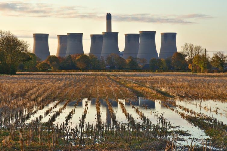 """<span class=""""caption"""">Eggborough coal power station, which was decommissioned in 2018.</span> <span class=""""attribution""""><a class=""""link rapid-noclick-resp"""" href=""""https://www.shutterstock.com/image-photo/eggborough-north-yorkshire-england-britain-november-1555236059"""" rel=""""nofollow noopener"""" target=""""_blank"""" data-ylk=""""slk:Phil Silverman/Shutterstock"""">Phil Silverman/Shutterstock</a></span>"""