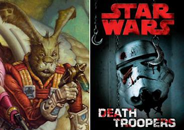 Jaxxon and Death Troopers