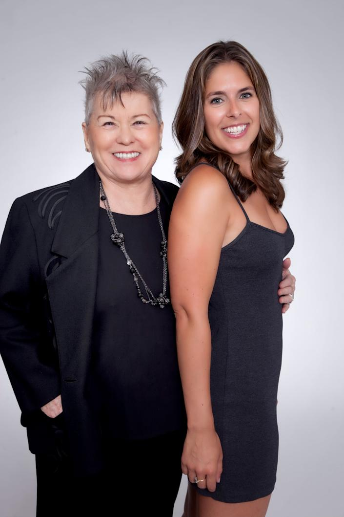 Betty Dodson and Carlin Ross' mission is to help women find self-acceptance and pleasure. (Photo: Dodson & Ross )
