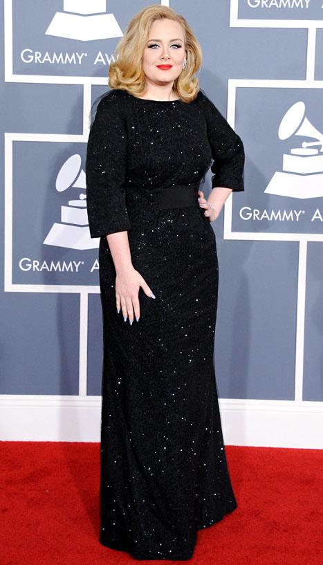 """Adele: """"I Would Only Lose Weight If It Affected My Health or Sex Life"""""""
