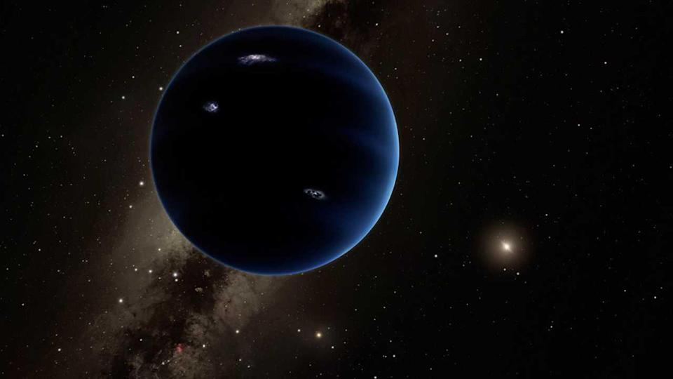 Planet Nine could just be a clump of smaller objects that appear as one, single 'planet'.