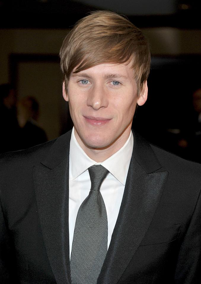 """<a href=""""http://movies.yahoo.com/movie/contributor/1809095884"""">Dustin Lance Black</a> at the 61st Annual Directors Guild of America Awards in Los Angeles - 01/31/2009"""