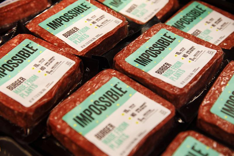 Walmart to Sell Impossible Burgers, a Milestone for Faux Meat