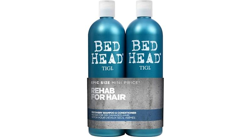 Bed Head by Tigi Urban Antidotes Recovery Moisture Shampoo and Conditioner