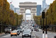 Some Paris medics voiced fears that steady traffic showed the public was not taking the second lockdown seriously