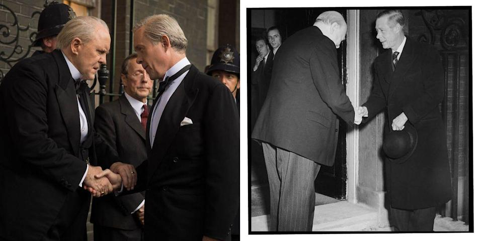 <p>The former King, who abdicated to marry Wallace Simpson, and was subsequently known as the Duke of Windsor visited London from France in 1953 for the funeral of his brother, the late King George VI. While in the UK capital, he visited the prime minister, Winston Churchill.<br></p>