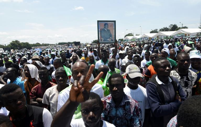 Ivory Coast is west Africa's top economic performer and is the world's leading cocoa producer but it has struggled with political tensions (AFP Photo/SIA KAMBOU)