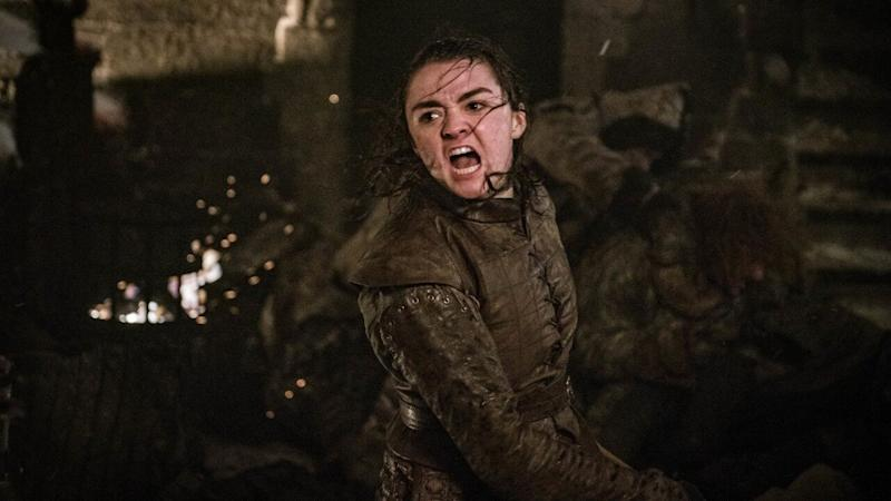 Maisie Williams Debuts New Look After 'Game of Thrones' Finale