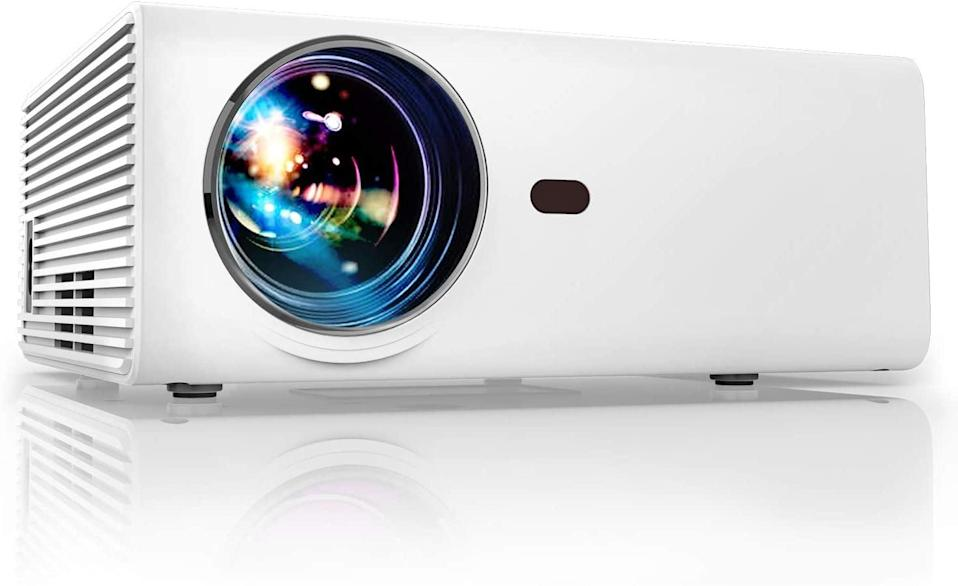 <p><span>Yaber Portable Projector</span> ($60, originally $100)</p>