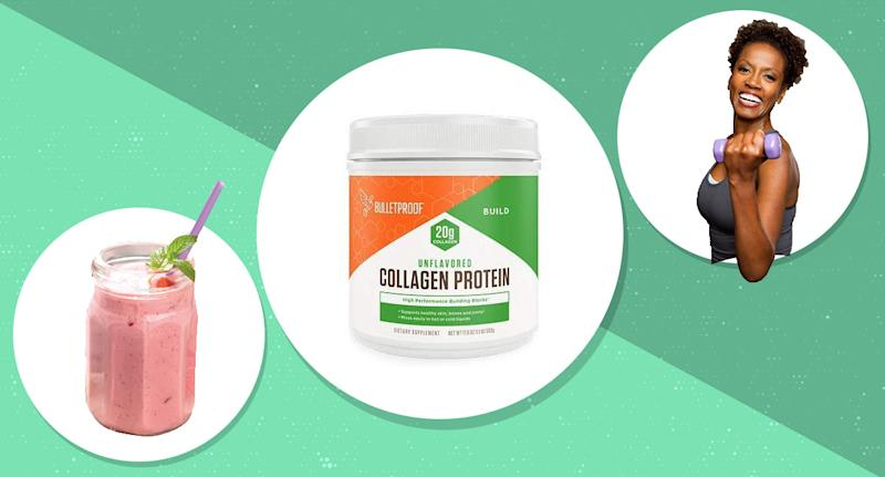 Mix Bulletproof collagen protein powder into your drinks and meals, and boost your health the natural way. (Photo: Amazon)
