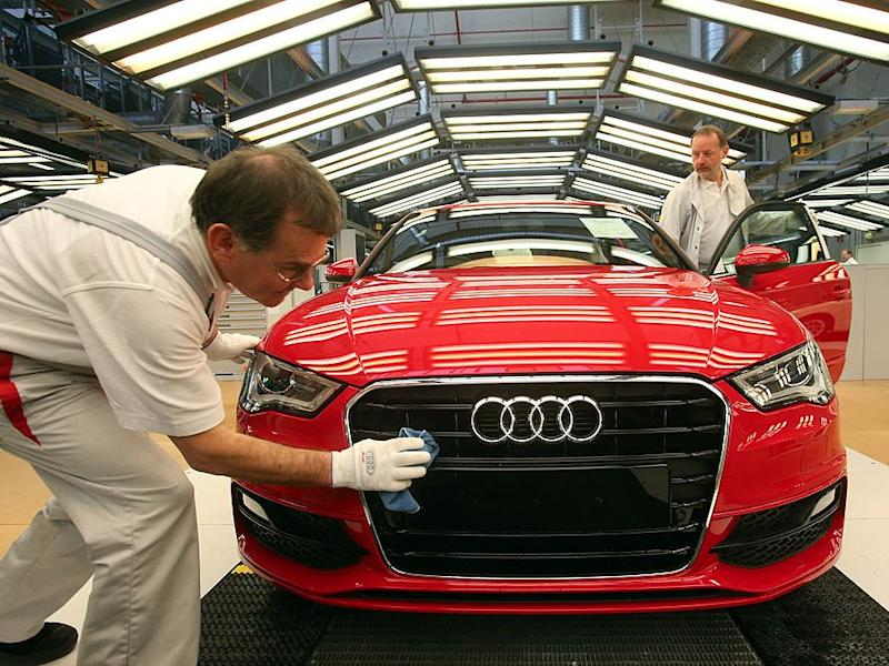 GettyImages 163522803 Audi