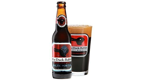 <p><b>Brewer: </b>Duck Rabbit Brewery</p><p><b>Style:</b> Baltic Porter</p><p>The muggy coastal plains of eastern North Carolina may be the last place you'd expect to find an exemplary Eastern European-inspired porter but the Duck Rabbit Brewery in Farmville makes one of the finest examples anywhere. Rich, robust, and smooth, it unfurls as it warms in the glass with an enchanting softness and a punchy finish of alcohol and licorice.</p><p><i>(Photo Courtesy of </i><i>Duck Rabbit Brewery)</i></p>