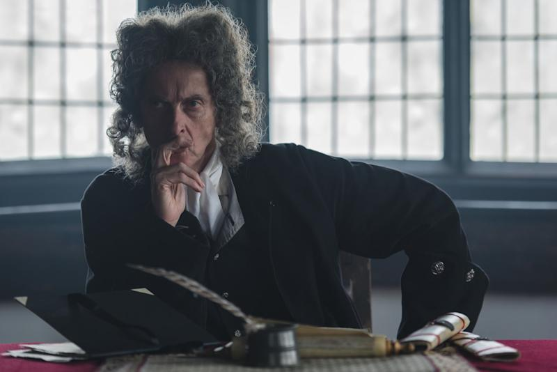 Chilling: Peter Capaldi in Martin's Close (Can Do Productions with Adorable Media)