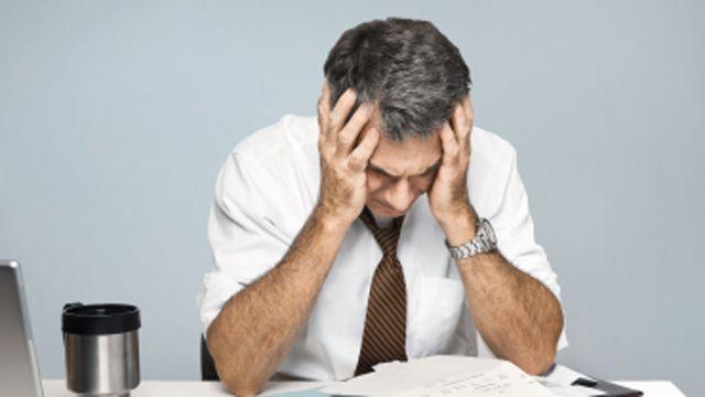Study: 63 percent of employees are stressed out at work