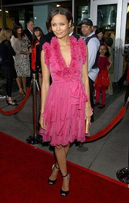 "Premiere: <a href=""/movie/contributor/1800018708"">Thandie Newton</a> at the Los Angeles premiere of Picturehouse's <a href=""/movie/1809787398/info"">Run, Fat Boy, Run</a> - 03/24/2008<br>Photo: <a href=""http://www.wireimage.com/"">John Shearer, WireImage.com</a>"