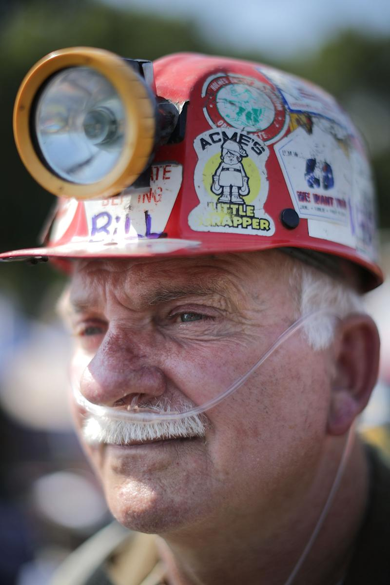 Coal-State Lawmakers Push to Extend Retired Miners' Benefits