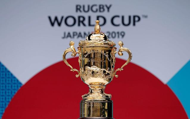 Richie McCaw was the last captain to lift the William Webb Ellis trophy, in 2015 - Reuters