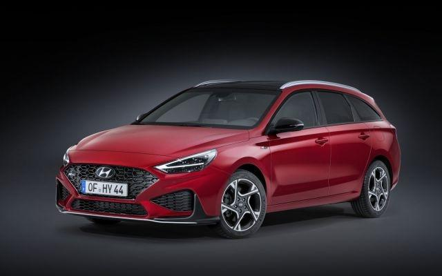Hyundai's i30 Wagon to join the N Line range for the first time in the line's history