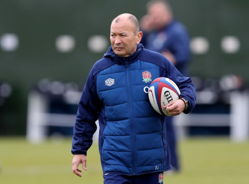 Autumn Nations Cup - England Training