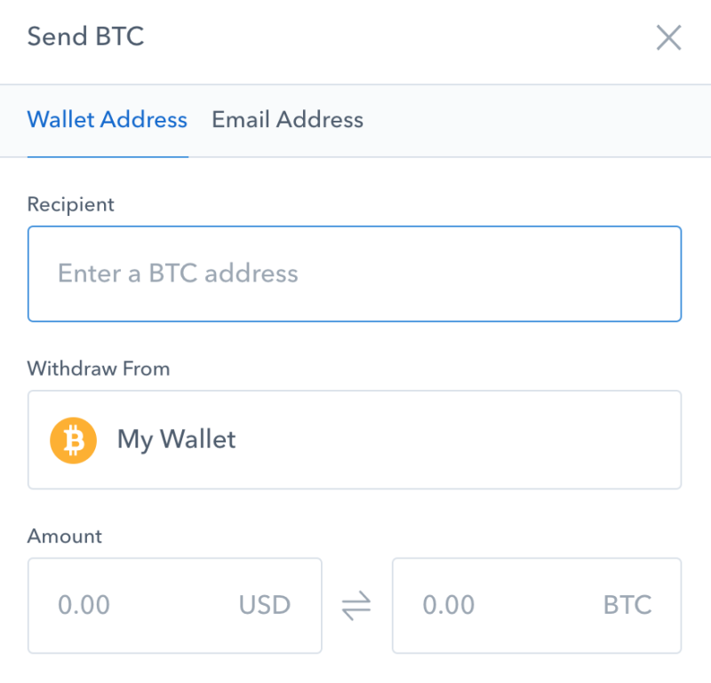 Demo how to use a bitcoin hardware wallet view photos ccuart Gallery