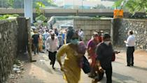 Endless queues outside India's vaccination centres as Covid-19 deaths surge