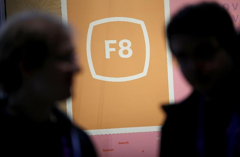 Facebook's F8 conference, a key gathering for developers working with the social network, is being held this week in San Jose, California (AFP Photo/JUSTIN SULLIVAN)