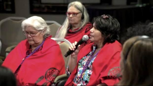 In 2018, Manon Ottawa came to Montreal with her family to testify at the MMIWG inquiry about her uncle's disappearance.