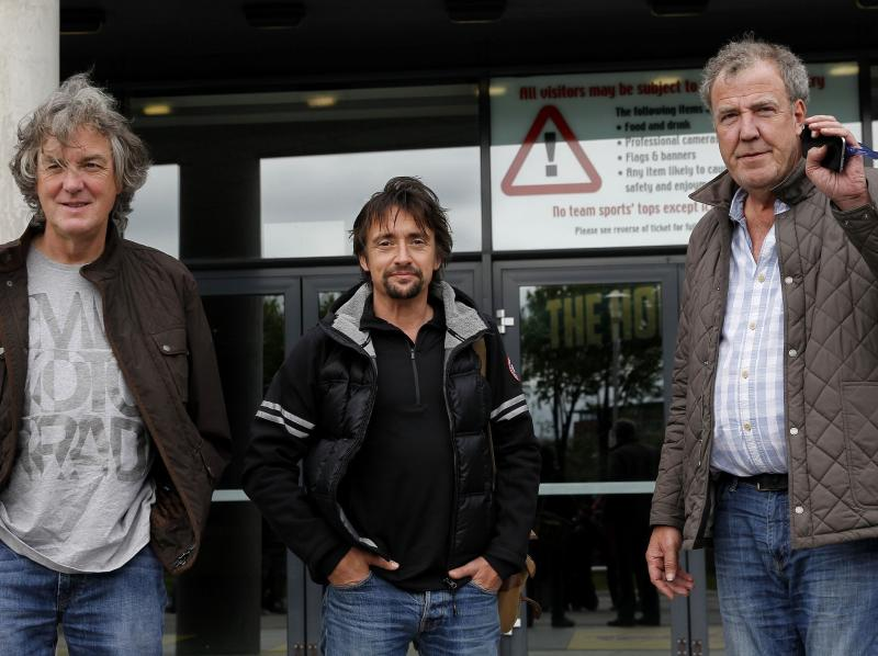 James May, Richard Hammond and Jeremy Clarkson's The Grand Tour can also be found on the service: PA Archive/PA Images