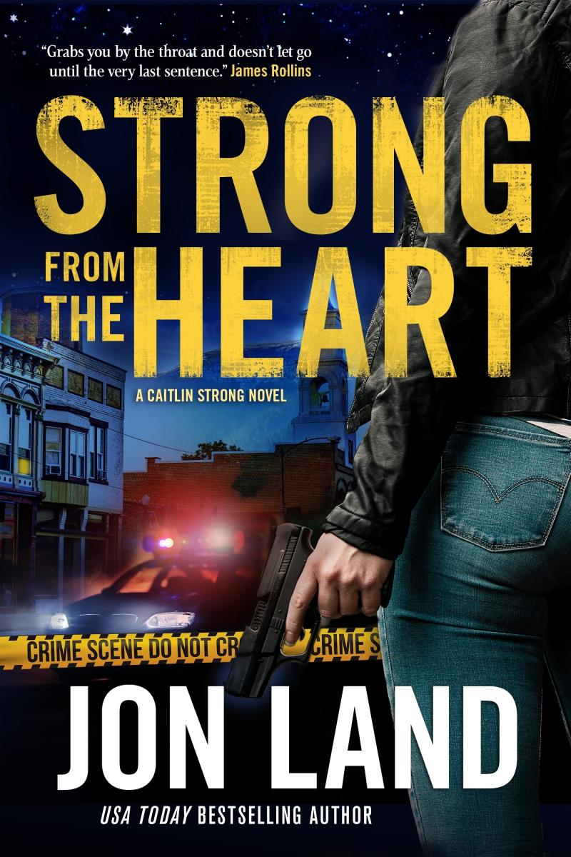 Book Review - Strong from the Heart