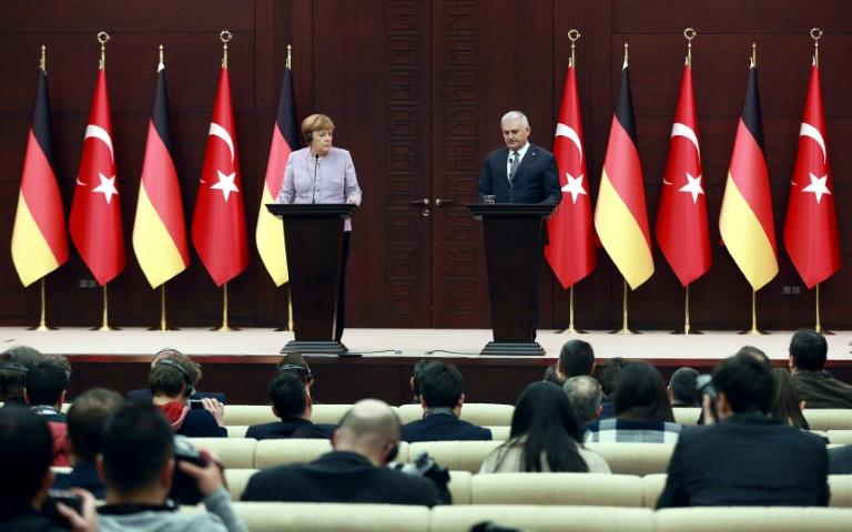 Relations between Turkey and Germany have soured following a series of disputes since the failed coup bid to oust Turkish President Recep Tayyip Erdogan last July