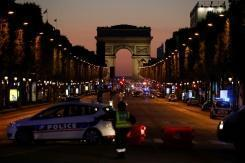 One officer killed, one wounded in Champs Elysees shooting: police