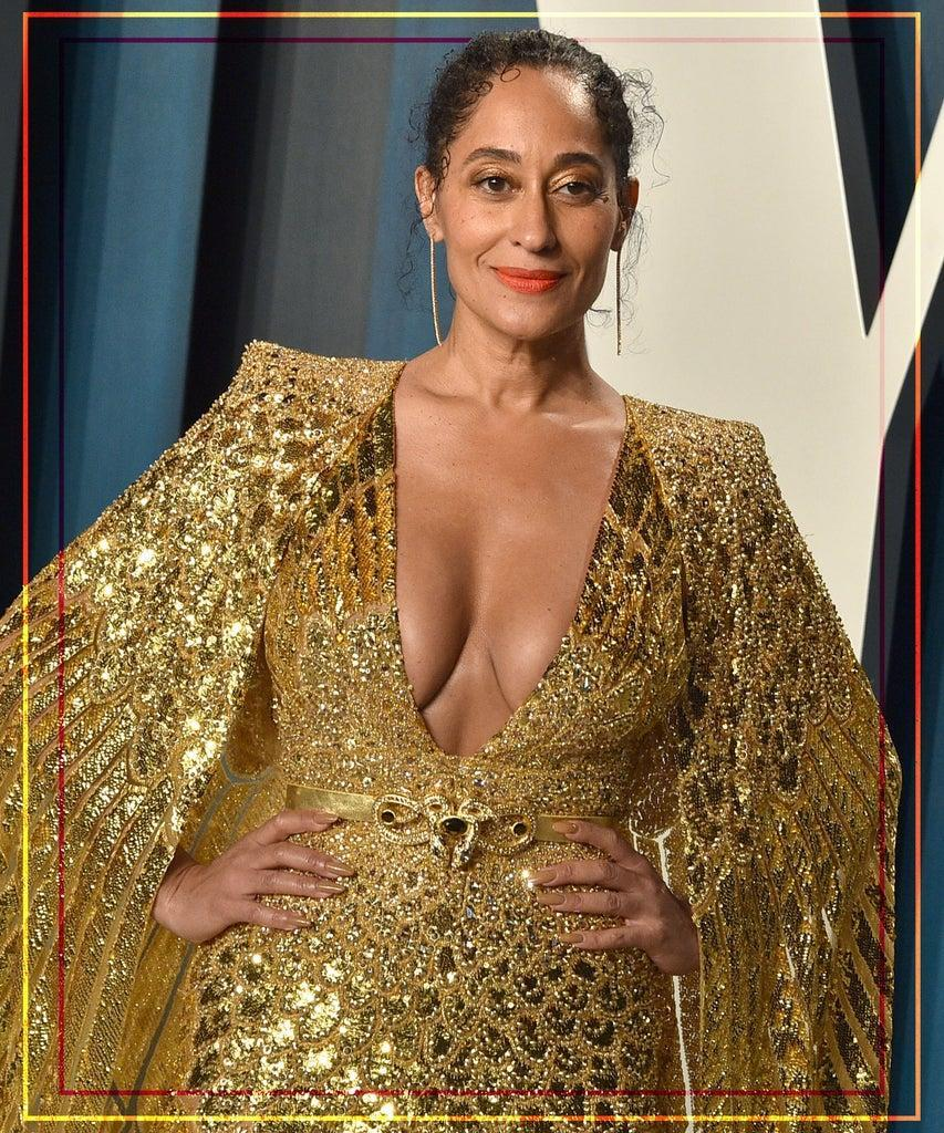 BEVERLY HILLS, CALIFORNIA – FEBRUARY 09: Tracee Ellis Ross attends the 2020 Vanity Fair Oscar Party at Wallis Annenberg Center for the Performing Arts on February 09, 2020 in Beverly Hills, California. (Photo by David Crotty/Patrick McMullan via Getty Images)