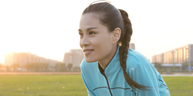 A new study suggests that your mindset about exercise can have an impact on your health.