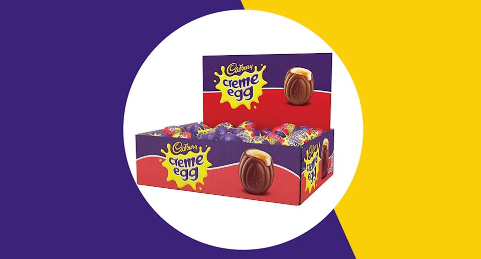 Now you can bulk buy Creme Eggs at Amazon (Yahoo Style UK)
