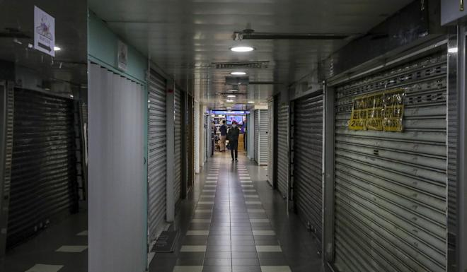 Hong Kong's retailers have been pushing hard for rent breaks as business plummets amid the coronavirus outbreak. Photo: K.Y. Cheng