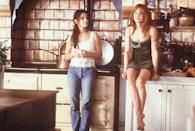 """<p>Nicole Kidman and Sandra Bullock as sibling witches?? Sign us up. This delightful cult-classic rom-com is a perfect pick for anyone who wants a slightly more low-key Halloween. </p><p><a class=""""link rapid-noclick-resp"""" href=""""https://www.amazon.com/Practical-Magic-Sandra-Bullock/dp/B000GOLTTQ?tag=syn-yahoo-20&ascsubtag=%5Bartid%7C10055.g.29579568%5Bsrc%7Cyahoo-us"""" rel=""""nofollow noopener"""" target=""""_blank"""" data-ylk=""""slk:WATCH NOW"""">WATCH NOW </a></p>"""
