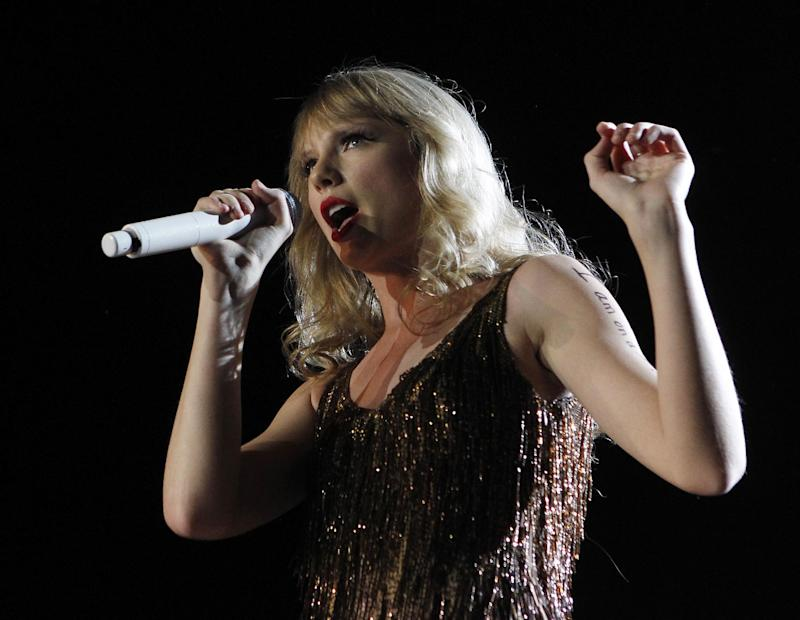 Taylor swift tour dates 2019 in Perth