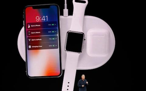 Apple AirPower - Credit: Reuters